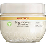 Burt's BeesNatural Skin Solutions Sensitive Night Cream