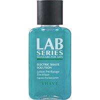 Lab Series Skincare for MenElectric Shave Solution