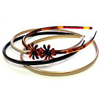 Assorted Skinny Headbands 4 Ct