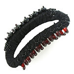 RivieraFabric Beaded Jaw Clip