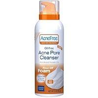 AcneFree Killer Foam Acne Pore Cleanser