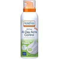 AcneFree All Day Foam Acne Control