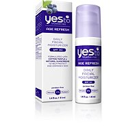 Yes to BlueberriesAge Refresh Daily Facial Moisturizer SPF 30