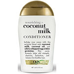Organic coconut milk cinitioner