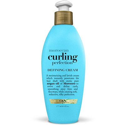 Ogx Moroccan Curling Perfection Defining Cream Ulta Com