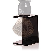 The Art of ShavingBrush Stand - Black