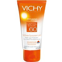 VichyCapital Soleil SPF 60 Soft Sheer Sunscreen Lotion