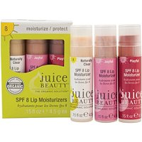 Juice BeautySPF 8 Lip Moisturizers Trio