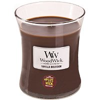 WoodWickVanilla Bourbon Candle