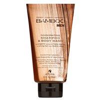 Bamboo Men Invigorating Shampoo and Body Wash
