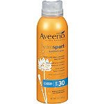 AveenoHydrosport Sunblock Spray