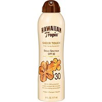 Hawaiian TropicSheer Touch Clear Spray Sunscreen