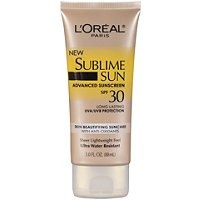L'OrealSublime Sun Advanced Sunscreen SPF 30 Lotion