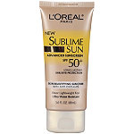 L'OrealSublime Sun Advanced Suncare SPF 50+ Lotion