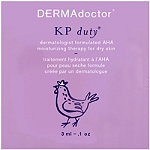 DermadoctorFREE Sample of KP Duty Moisturizer with any Dermadoctor purchase
