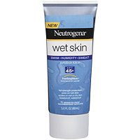 Wet Skin Sunblock Lotion SPF 45+