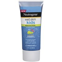Wet Skin Kids Sunblock Lotion SPF 45+