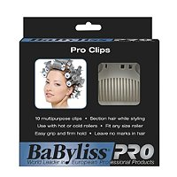 BaBylissPro Super Clips 10 Ct