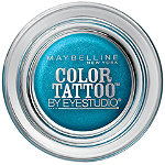 Maybelline Eye Studio Color Tattoo Eyeshadow Tenacious Teal