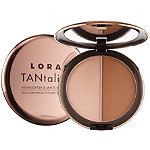 LoracTANtalizer Highlighter & Matte Bronzer Duo