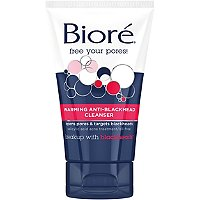 BioreComplexion Clearing Warming Anti-Blackhead Cleanser
