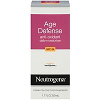 Age Defense Anti-Oxidant Daily Moisturizer SPF 20