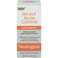 NeutrogenaAll-In-1 Acne Control Facial Treatment