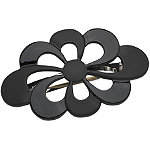 KarinaMatte & Shiny Flower Barrette