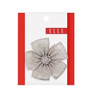 ElleMesh Flower Salon Pin