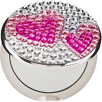 Hot ToolsPink Round Compact Mirror