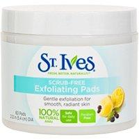 Scrub Free Exfoliating Pads 60 Ct