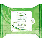 SimpleKind To Skin Exfoliating Wipes 25 Ct