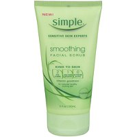 SimpleKind To Skin Smoothing Facial Scrub