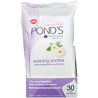 Evening Soothe Wet Cleansing Towelettes 30 Ct