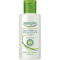 SimpleKind To Eyes Eye Make-Up Remover