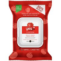 Blemish Clearing Facial Towelettes 25 Ct