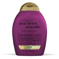 OrganixNutritional Acai Berry Avocado Shampoo