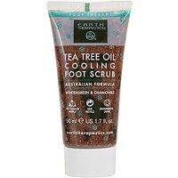 Travel Size Tea Tree Oil Cooling Foot Scrub