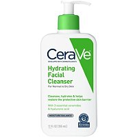 CeraVeHydrating Cleanser