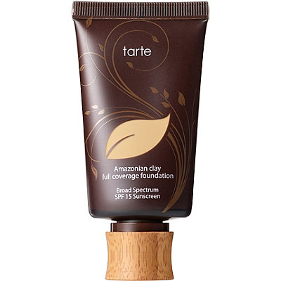 TarteAmazonian Clay 12-Hour Full Coverage Foundation Broad Spectrum SPF 15 Sunscreen