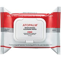 AtopalmMoisturizing Cleansing Wipes 25 Ct