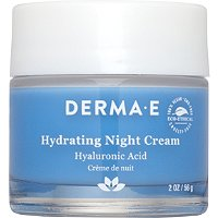 Hydrating Night Cream with Hyaluronic Acid