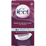 VeetReady-To-Use Wax Strips For Legs & Body