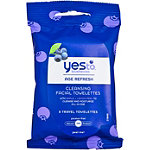 Yes to BlueberriesTravel Cleansing Towelettes 8 Ct