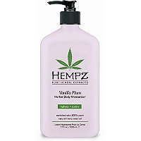 HempzVanilla Plum Herbal Moisturizer