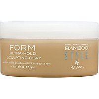 AlternaBamboo Style Form Ultra-Hold Sculpting Clay