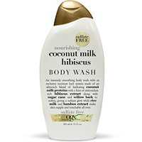 OrganixNourishing Coconut Milk Hibiscus Creamy Body Wash