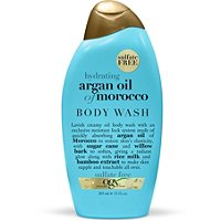 OrganixHydrating Moroccan Argan Oil Creamy Oil Body Wash