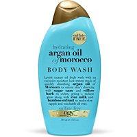 Hydrating Moroccan Argan Oil Creamy Oil Body Wash