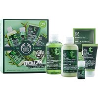 The Body ShopTea Tree 4-Piece Facial Skin-Care Kit